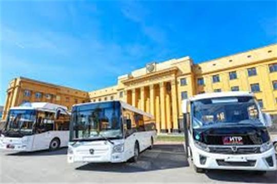 С 1 февраля 2020 года меняются схемы движения муниципальных автобусных маршрутов города Чебоксары №№ 5, 35, 41