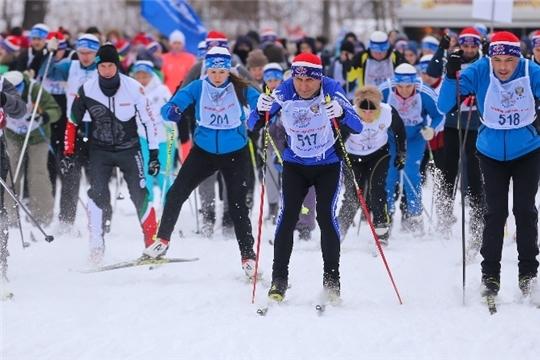 «Лыжня России» в Чувашии перенесена на 22 февраля