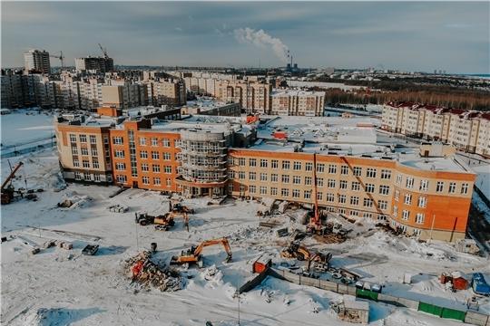 Олег Николаев: «Нам важно, чтобы школа в Новом городе была введена в эксплуатацию к новому учебному году»