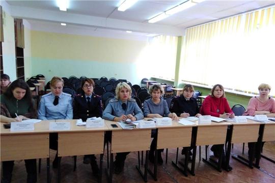 Выездное заседание комиссии в МБОУ «Центр образования №2» г.Чебоксары