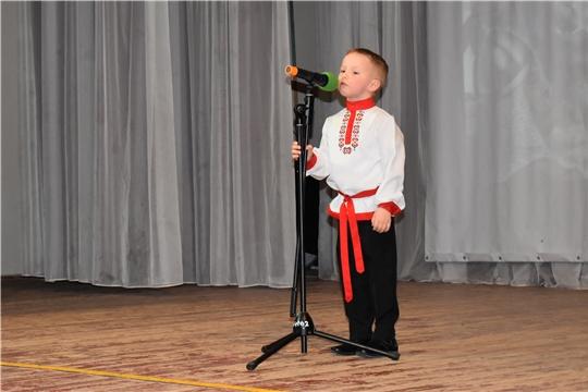 В доме культуры «Южный» Централизованной клубной системы города Чебоксары выявили маленького богатыря
