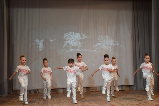состоялся городской детский творческий конкурс «Пĕчĕк Паттăр»