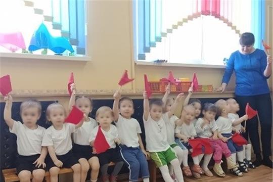 """День защитника Отечества в """"Малютке"""""""