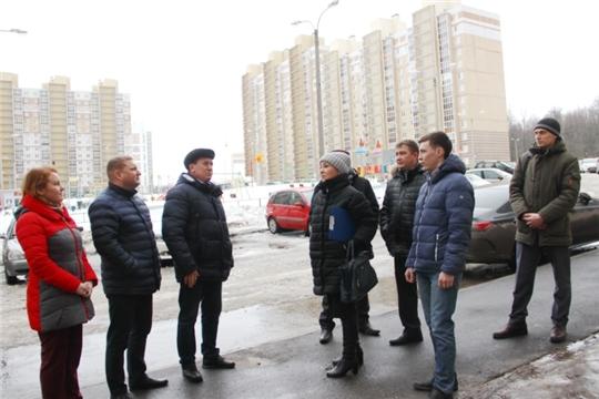 Городская комиссия проверила состояние номинантов на победу в конкурсе «Дом образцового содержания»