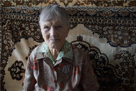 Калининский район: С 95 -летием поздравили ветерана Великой Отечественной войны