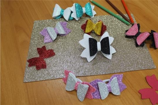 Воспитанники приняли участие в творческом мастер-классе