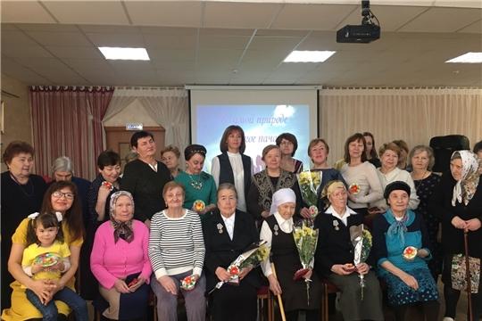 Учащиеся и преподаватели Чебоксарской детской школы искусств № 1 поздравили ветеранов тыла с праздником весны и Победы