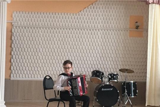 Концерт-лекция «Юбилеям композиторов посвящается» состоялся в Чебоксарской детской школе искусств№1