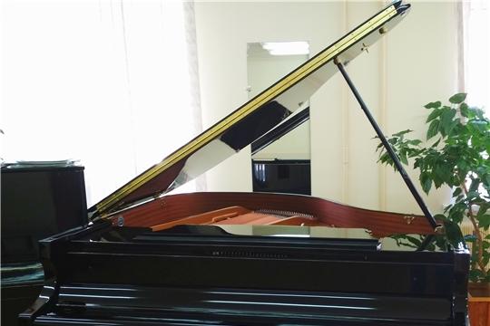 В рамках Национального проекта «Культура»  школа искусств № 3 приобрела рояль