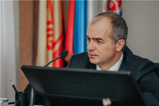 Алексей Ладыков поблагодарил чебоксарцев за понимание