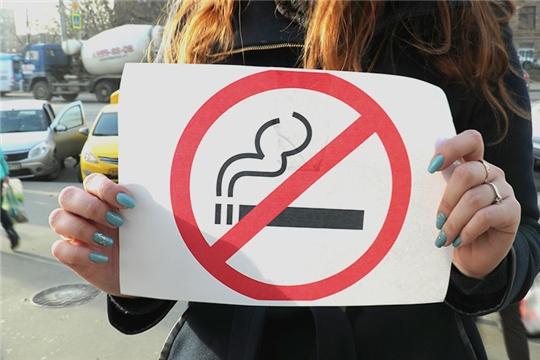 Не курите рядом с детьми