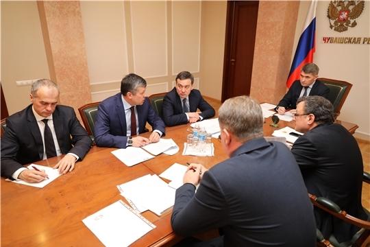 Олег Николаев выступил за сохранение рабочего потенциала чебоксарского аэропорта