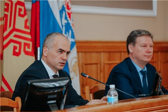Алексей Ладыков: «Участники мобильных групп окажут помощь и содействие всем нуждающимся чебоксарцам»