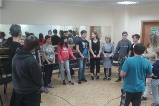 Тренинговое занятие по развитию навыков группового взаимодействия