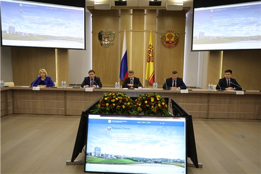 По поручению Олега Николаева в Чувашии начал работу портал национальных проектов