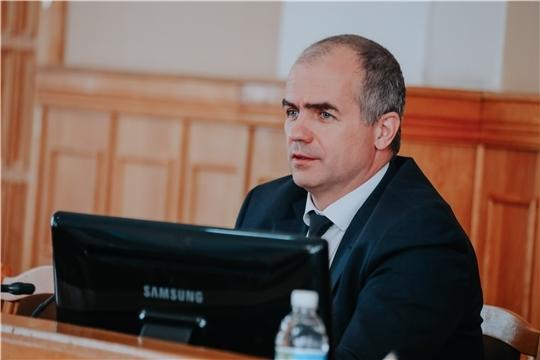 Алексей Ладыков призвал чебоксарцев повысить самосознание