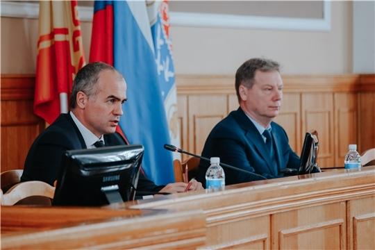 Алексей Ладыков: «При проведении санитарно-экологических мероприятий в Чебоксарах необходим ряд системных решений»