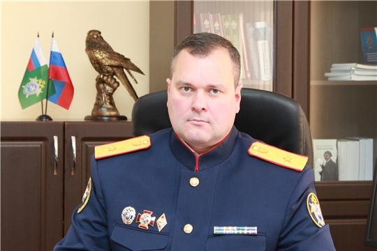 Поздравление руководителя Следственного комитета РФ по ЧР с Днем Победы