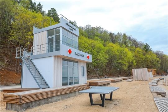 Пляжи в Чебоксарах будут подготовлены к купальному сезону до 1 июня