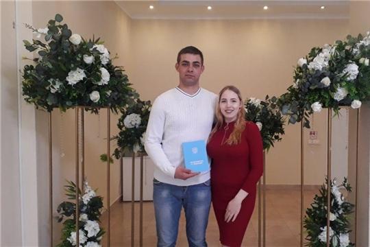 В Калининском районе города Чебоксары зарегистрирован 900-й новорожденный 2020 года