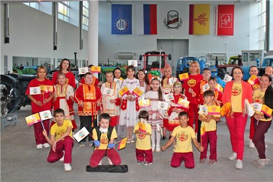 Волонтеры «Тракторных заводов» совместно с фондом «Доброе дело» - победители конкурса Президентских грантов