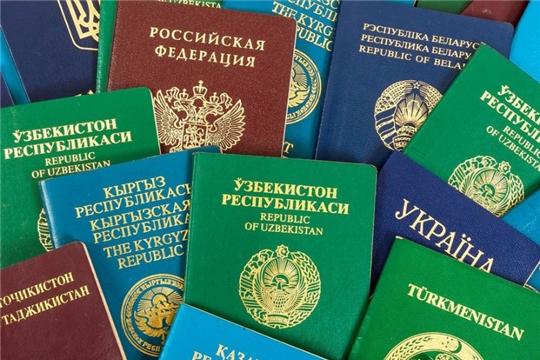 Об изменении в миграционном  законодательстве