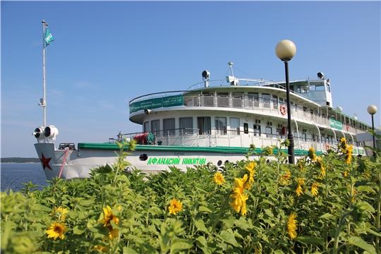 30 тысяч пассажиров – итог речной навигации в Чебоксарах