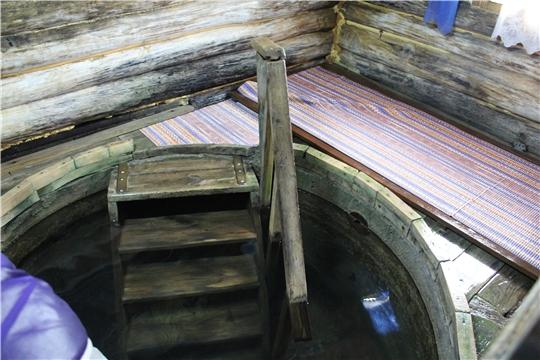 В Канашском районе 12 купелей для купания на Крещение