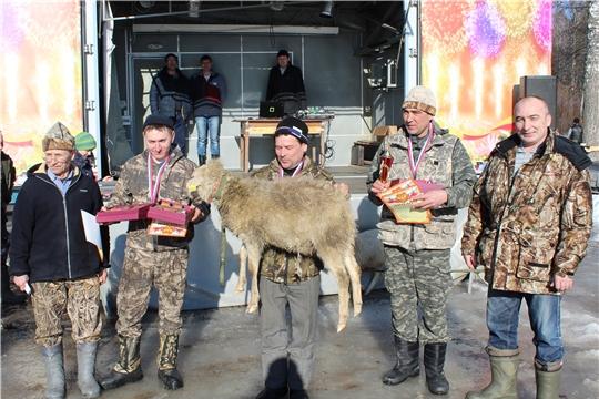 В Канашском районе проведен охотничий биатлон Чувашской республиканской общественной организации  охотников и рыболовов «Канашская»