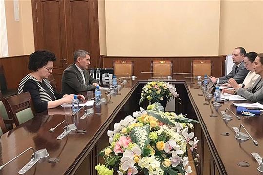Олег Николаев обсудил в Минздраве России меры по снижению смертности от сердечно-сосудистых заболеваний в Чувашии
