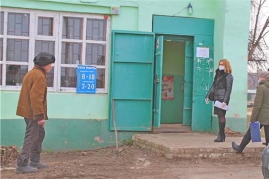 Провели рейд по населенным пунктам Шальтямского сельского поселения в рамках соблюдения гражданами режима самоизоляции