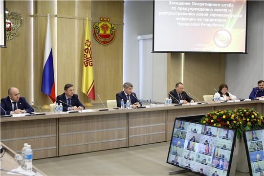 Олег Николаев поручил уделять более пристальное внимание дезинфекции общественного транспорта