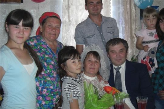 Семья - убежище души: семья Мироновых из д.Сугайкасы