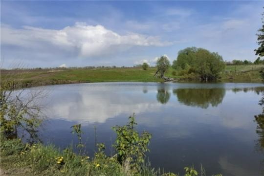 Челкумагинская сельская библиотека присоединилась к фотокроссу «В объективе –водоемы Чувашии»