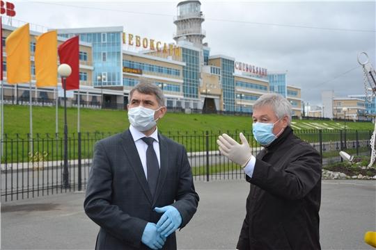 В День Волги Олег Николаев провел совещание по развитию круизного туризма