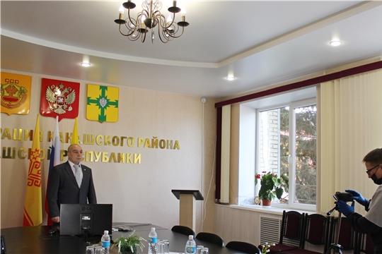 В честь 100-летия со дня образования чувашской автономии  Канашский район готовит  видеоролик