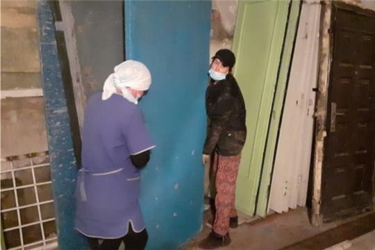 В эти майские дни работники Вутабосинского СДК были заняты очисткой подвала здания