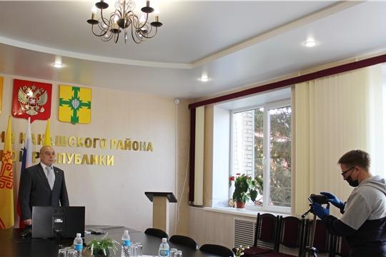 В честь 100-летия со дня образования чувашской автономии  - видеоролик от Канашского района