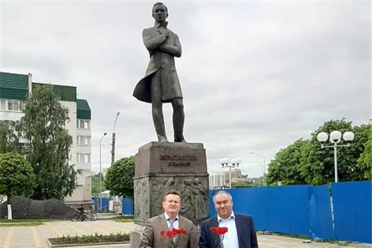 Сегодня  исполняется 130 лет со дня рождения классика чувашской поэзии Константина Иванова