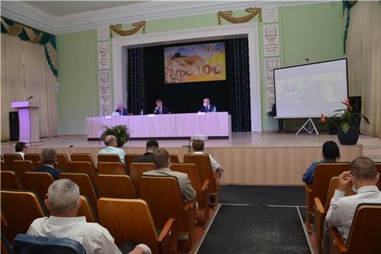 Олег Николаев: защита интересов сельхозтоваропроизводителей требует системного подхода