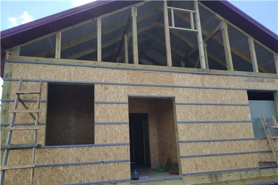 На территории Канашского района строятся 3 модульных фельдшерско-акушерских пункта: в деревнях Асхва,  Кармамеи  и  Вурман-Янишево