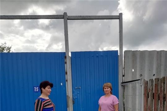 Рейд в Малокибечское и Среднекибечское сельское поселение Канашского района