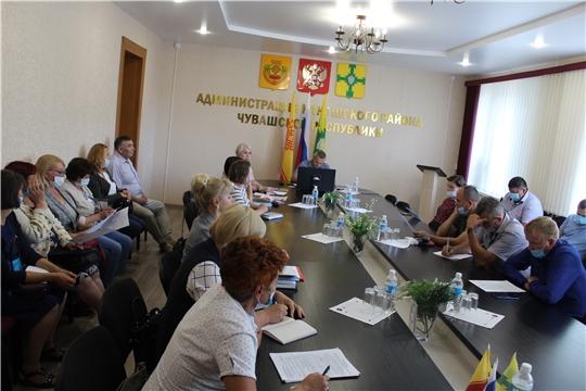 Тема совещания с главами поселений – адресная государственная социальная помощь на основании социального контракта