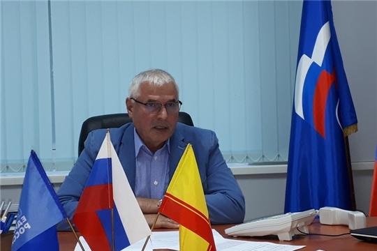 Дистанционный прием граждан  провел депутат Госсовета Чувашии К.С. Мифтахутдинов