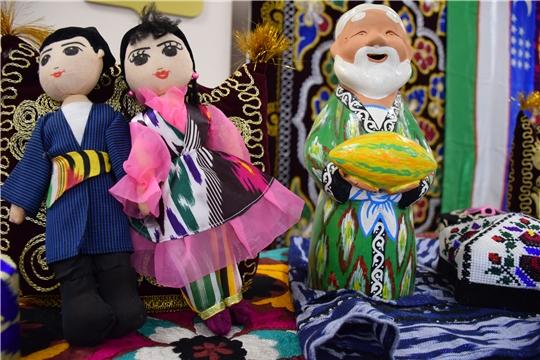 16 октября - круглый стол «Диалог культур в межнациональных отношениях» в рамках проведения Дня узбекского языка и культуры  в Чувашской Республике