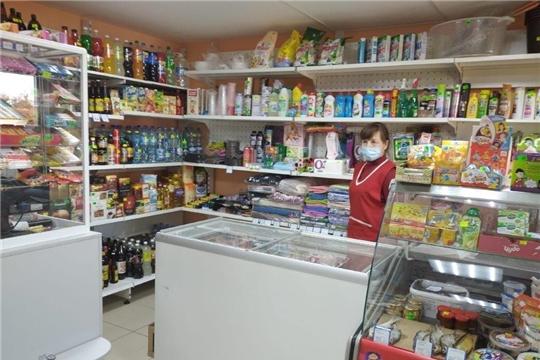 В Канашском  районе  продолжаются выезды по проверке предприятий розничной торговли
