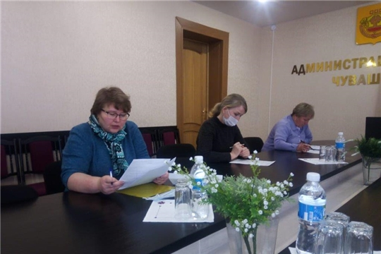 Заседание межведомственной комиссии по вопросам повышения доходов консолидированного бюджета