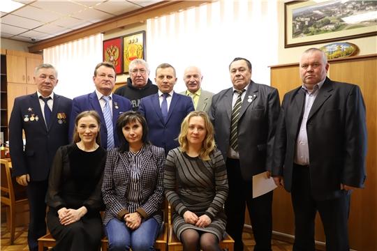 Прошел День землячества в Комсомольском районе