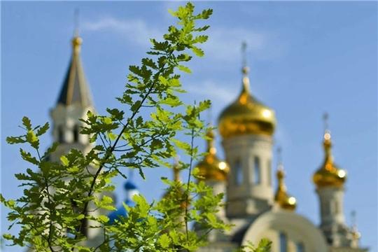 Обращение главы администрации Комсомольского района А.Н. Осипова к жителям и гостям района