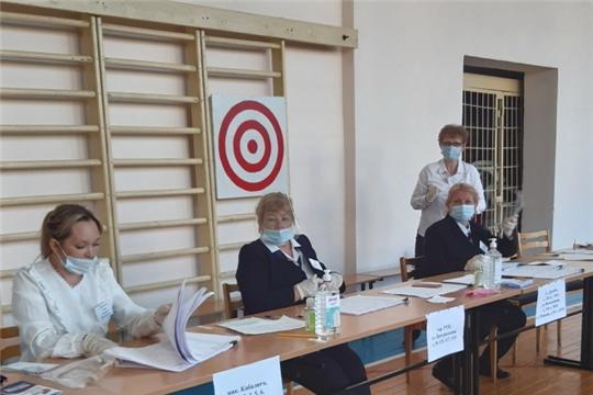 Голосование по поправкам в Конституцию РФ продолжается